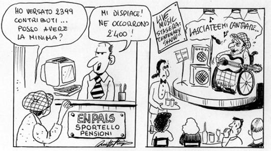Vignetta Pensione