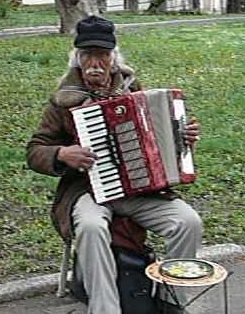 Musicista di Sofia