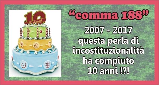 Comma 188