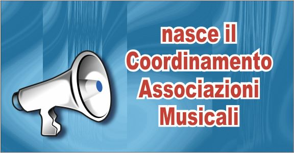 Coordinamento Associazioni Musicali