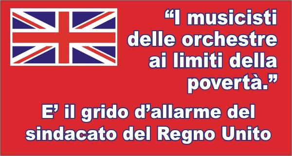 """Orchestrali """"classici"""" in UK"""
