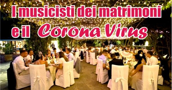 Coronavirus e matrimoni